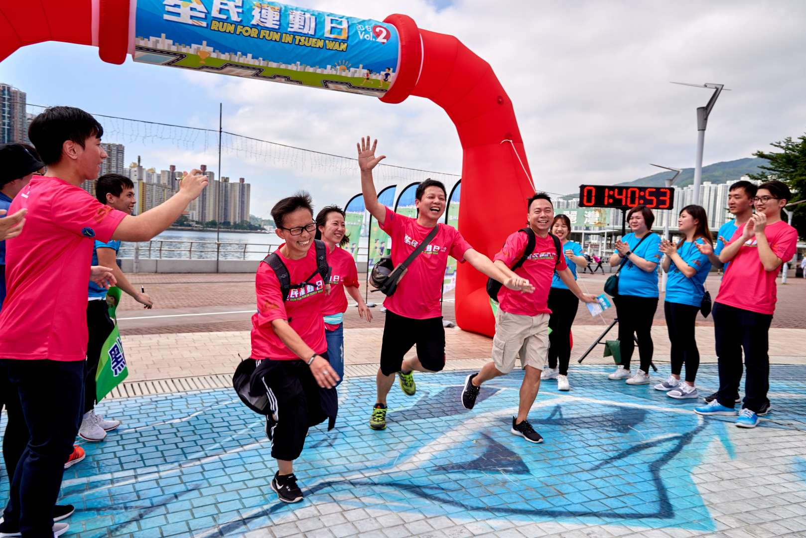 荃民運動日 Run For Fun in Tsuen Wan 2018 Vol.2